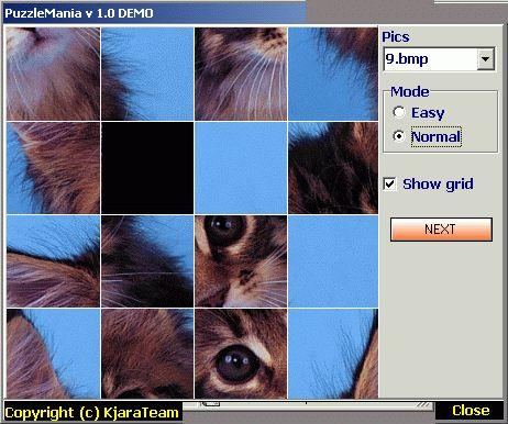 PuzzleMania - Puzzle game.